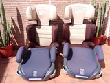 sillas coche gemelos grupo 2/3 - foto