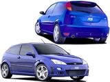 KIT FORD FOCUS RS 1998-2004 - foto