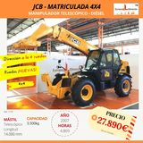 JCB DIÉSEL 4X4 - MATRICULADO - foto