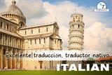 Traducciones italiano / espaÑol rapido - foto