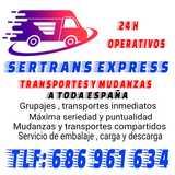 Transportes urgentes Sertrans - foto