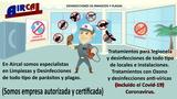Funmigacion y Desinfeccion en general - foto