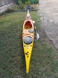 KAYAK TRAVESIA RAINBOW LASER 515 - foto