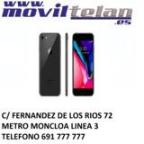 Iphone 8 64gb negro buen estado garantia - foto