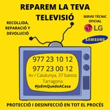 Reparación TV a domicilio serv.oficial - foto