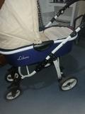 carrito de bebé 3 piezas - foto