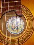 Guitarra Vicente tatay hijos reliquia - foto