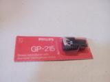 Aguja tocadiscos Philps GP-215 - foto