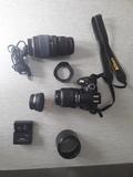 Nikon d3000 - foto