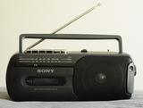 Radio casette SONY nuevo - foto
