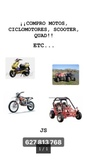 COMPRO MOTOS, SCOOTER, QUAD, CICLOMOTORES,  - foto
