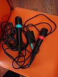 microfonos - foto