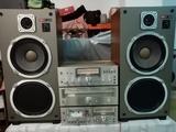 Equipo sony 515 casset radio y altavoces - foto