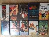 Películas VHS clásicas - foto