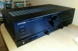 Amplificador Kenwood - foto