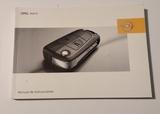 manual instrucciones Opel astra - foto