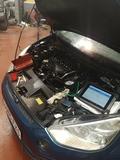 Mecánica y diagnosis de coches. - foto