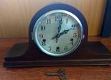 Antiguo reloj ingles, sonería westminter - foto
