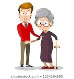 realizo trabajo de cuidado adulto mayor - foto