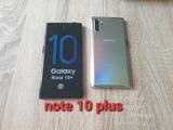 Samsung note 10 plus y note 10 - foto