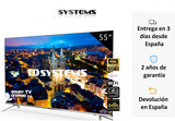 Tele Smart TV 55\'\'Android 9.0 Systems - foto