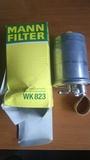 Filtro gasoil. Filter man WK 823 - foto