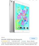 iPad 6 generación. - foto