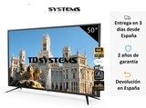 Televisor Smart TV 50 pulgadas 9 android - foto