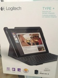 Estuche con teclado integrado para iPad - foto