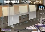 Mamparas protectoras (pantallas) - foto