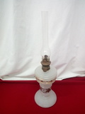 Antiguo quinqué patentado Marmen - foto