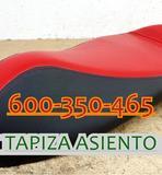 Reparar asiento Moto    Tela - foto