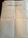 factura año 1935 - foto