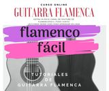 CLASES ONLINE GUITARRA FLAMENCA - foto
