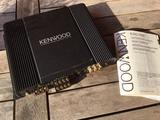 Amplificador coche kenwood - foto