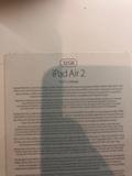 IPad Air 2 , 32GB Y teléfono - foto