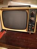 televisión retro - foto