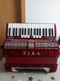 Acordeon Elka 80 bajos - foto