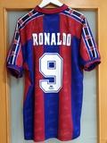 FC BARCELONA 1996/97.  XL.  RONALDO 9 - foto
