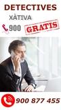 Detectives xativa t. 900 877 455 gratis - foto