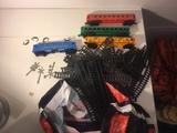 tren JYESA eléctrico a pilas - foto