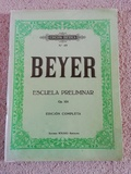 LIBRO DE PIANO DE BEYER - foto