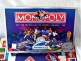 Monopoly Futbol Francia 1998 - foto