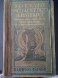 DICCIONARIO ENCICLOPÉDICO ILUSTRADO 1931 - foto