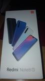 Xiaomi red mi note 8t 128gb blue - foto
