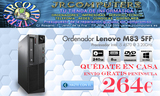 Lenovo M83 SFF/i5/240Gb SSD/8Gb - foto