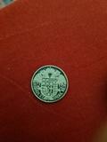 Carolus 1 en plata 1000 - foto