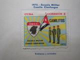 Cuba 1970 escuela m. camilo cienfuegos - foto