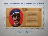 Cuba 1971 centenario e.loinaz castillo - foto