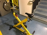 BICICLETA SPINNING LIFE FITNESS LE MONDE - foto